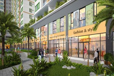 Bán shop thương mại Melody Âu Cơ Tân Phú, vừa ở vừa kinh doanh chỉ 3,5 tỷ