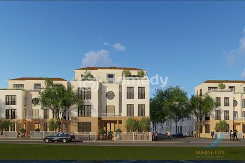 Bán đất nền - khu đô thị phố biển Marine City