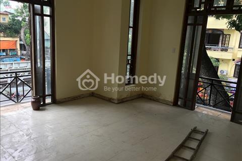 Cho thuê nhà mặt phố lê văn linh, 60m2*5 tầng, mới sơn lại. 55tr/th