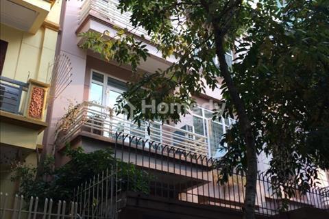 Cho thuê nhà Trung Yên 6, KĐT Trung Yên, 50m2 x 4 tầng