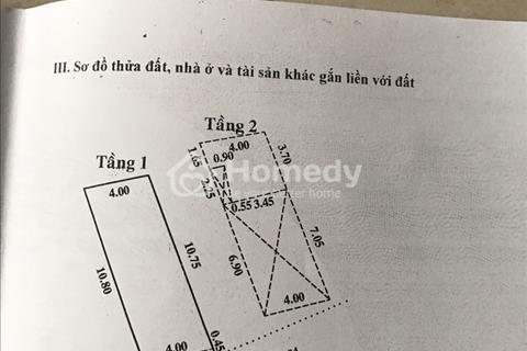 Bán 3 lô đất ngay đường Nguyễn Biểu phường 1, quận 5