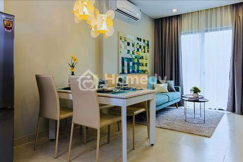 Cho thuê căn hộ Galaxy 9, 67,7m2, 2 phòng ngủ, 2 vệ sinh, full nội thất. Giá 20 triệu