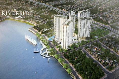 Thông tin căn hộ mặt tiền quốc lộ 13 Saigon Riverside City. Trả góp 0%. Sổ hồng vĩnh viễn