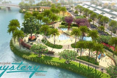 Sài Gòn Mystery Villas - đất nền nhà phố, biệt thự ven sông quận 2 liền kề Đảo Kim Cương