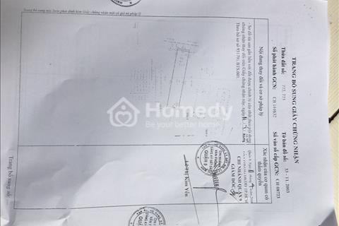 Cần bán nhà tại phường Phước Long B, quận 9, diện tích 78,5