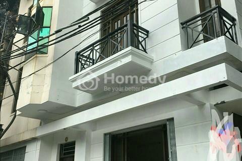 Cho thuê nhà hai mặt phố Phùng Hưng và Lê Văn Linh 5 tầng