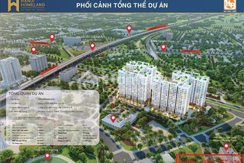 Bán suất ngoại giao ki ốt Hà Nội Home Land Long Biên 37m2 tiện kinh doanh
