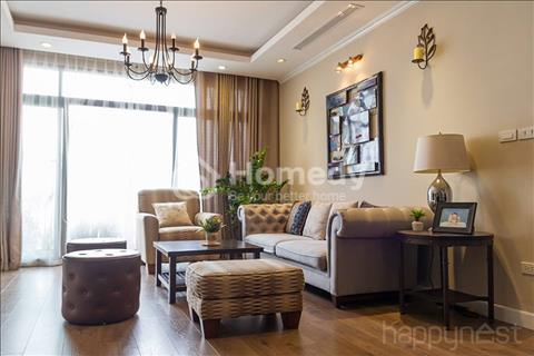 Cho thuê căn hộ Golden Palace Mễ Trì, 3 phòng ngủ đủ đồ đẹp, giá 18 triệu/tháng