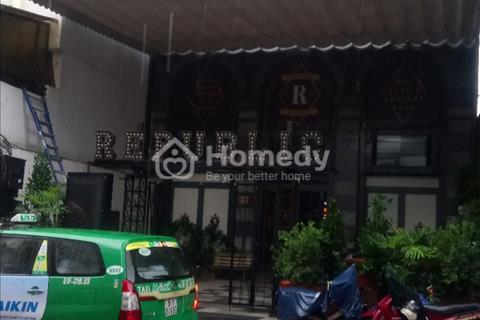 Nhà mặt tiền 7m Đỗ Quang Đẫu,Phạm Ngũ Lão,Quận 1,tiện clup,nhà hàng,quán ăn.