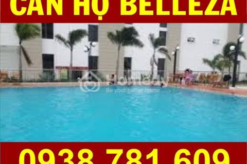 Cần bán căn hộ Belleza Apartment, căn góc, view đẹp, giá 1,39 tỷ