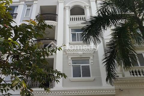 Bán nhà phố Hưng Phước 1, Phú Mỹ Hưng mặt tiền đường lớn 20 tỷ thang máy