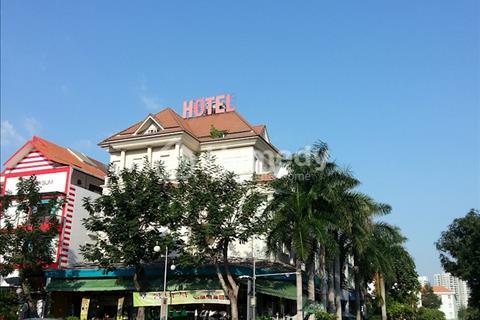 Cho thuê khách sạn 2 mặt tiền Hưng Gia 2, Phú Mỹ Hưng, quận 7 giá 11.000USD/tháng