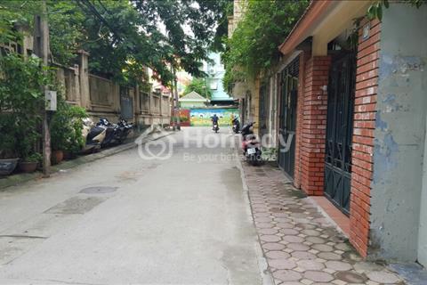 Bán nhà riêng mặt ngõ phố Lạc Trung, phân lô - ô tô tránh.