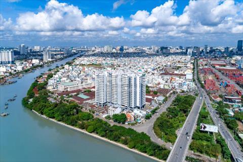 Căn Hộ Ngay Mặt Tiền Quận 4 Nguyễn Tất Thành đang bàn giao nhà CK 3% + 3 Ưu đãi lớn
