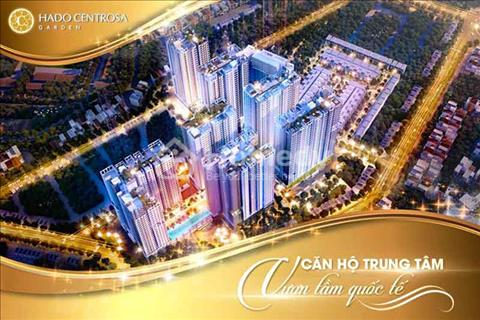 Mở bán 199 Suất Nội Bộ Hà Đô Q.10, tầng đẹp view đẹp cuối cùng của dự án, CK ngay 14%. LH Ngay CĐT