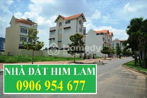 Cần tiền bán gấp lô đất trong tuần, khu Him Lam Q7, Lô 10x20m đường 16m thông 2 đầu. Giá:86triệu/m2