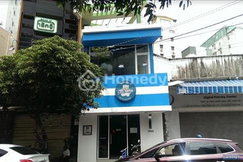 Cho thuê nhà nguyên căn mặt tiền đường Lê Thị Riêng - P. Bến Thành - Quận 1.