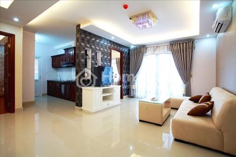 Cho thuê căn hộ chung cư Orient, 100m2, 3 ngủ -3 wc, lót sàn gỗ, full nội thất. Giá: 16 triệu/tháng