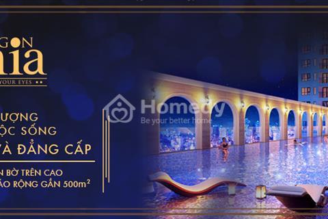 Cần tiền bán giá hợp đồng căn góc view 9A dự án Sài Gòn Mia
