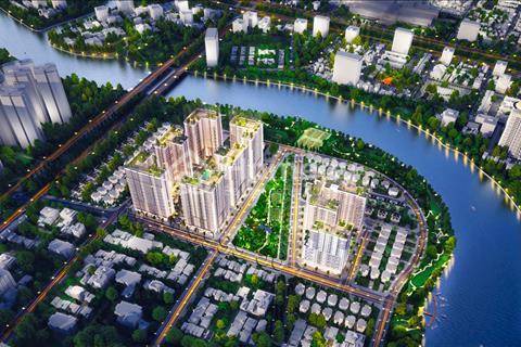 Cần tiền bán gấp căn hộ Sunrise City Riverside 2 phòng ngủ, giá 2 tỷ 3