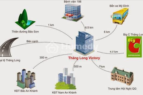 Dự án T3 Thăng Long Capital mở bán trong tháng 11, hãy là nhà đầu tư, nhà tiêu dùng thông minh