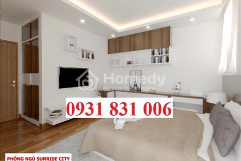 Bán và Cho thuê căn hộ Sunrise City quận 7 từ 1,2,3,4 PN. Giá tốt, view đẹp, nhà đẹp ở ngay