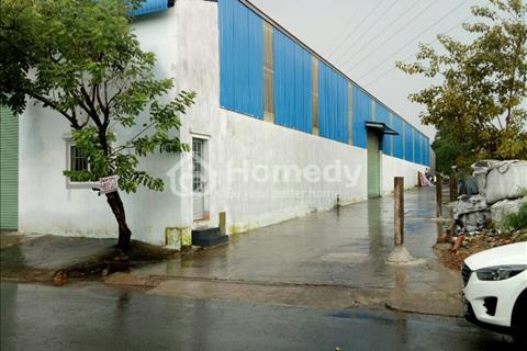 Nhà xưởng bán gấp 1000m2 gần cây xăng Hạnh Nguyên phường Thái Hòa - Tân Uyên - Bình Dương