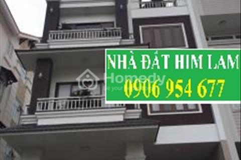 Biệt thự nghỉ dưỡng hồ bơi, thang máy nội thất vip KDC Him Lam Q7; 10x20m Giá:34tỷ