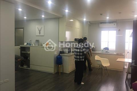Cho thuê căn hộ chung cư Thạch Bàn 5 triệu/tháng 80m2, đầy đủ đồ 2 phòng ngủ 2 WC