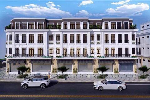 Bán nhà phố thương mại liền kề dự án Golden Land