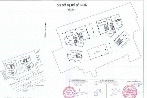 Shophouse The Everrich Infinity Quận 5 giáp Nguyễn Văn Cừ  Quận 1 rất thuận tiện kinh doanh mua bán