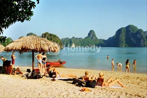 Bán đất khách sạn khu bán đảo 2 Bãi Cháy Hạ Long, giá chỉ 30tr