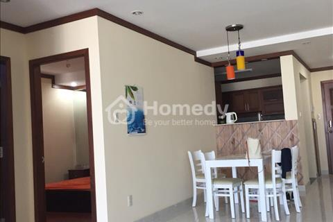 Cho thuê căn hộ Hoàng Anh Thanh Bình 82m2, giá 14 triệu/tháng, Nội thất đầy đủ, nhà như hình.