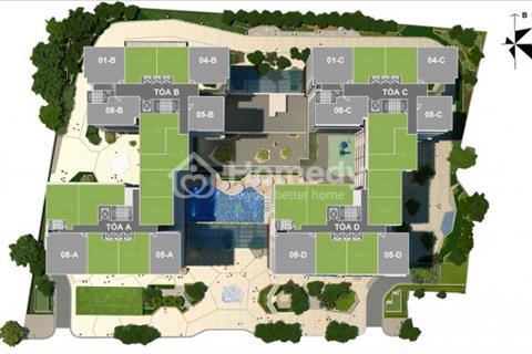 Chính chủ cần bán gấp căn 703A - 67,4m2 Mandarin Garden 2, giá 2,25 tỷ (bao phí)