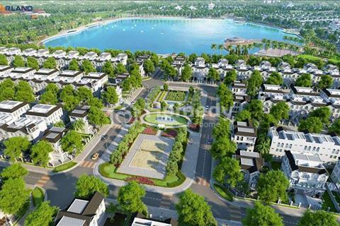 Chính chủ bán căn góc biệt thự đơn lập view hồ khu Tuylip 01 tại Vinhomes Riverside The Harmony