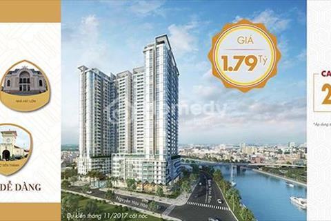 Bán căn hộ officetel Millennium Bến Vân Đồn - Quận 4 - Hồ Chí Minh