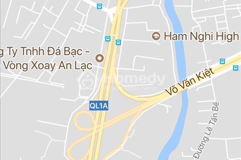 Cần cho thuế gấp mặt bằng mặt tiền Quốc lộ 1A, quận Bình Tân, tp.HCM