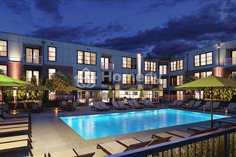 Cần tiền bán gấp căn hộ chung cư cao cấp River Gate. 74m2, 2 phòng ngủ-2wc. Giá: 3,8 Tỷ