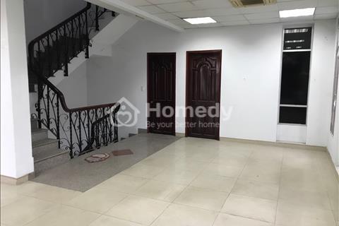 Cho thuê nhà nguyên căn, mặt tiền Huỳnh Tấn Phát 100m2 (6,67x15m), 1 hầm, 4 tầng lầu