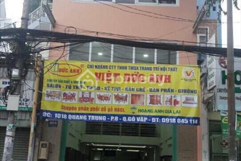 (Hot - Chính chủ)  Mặt tiền Quang Trung - Quận Gò Vấp