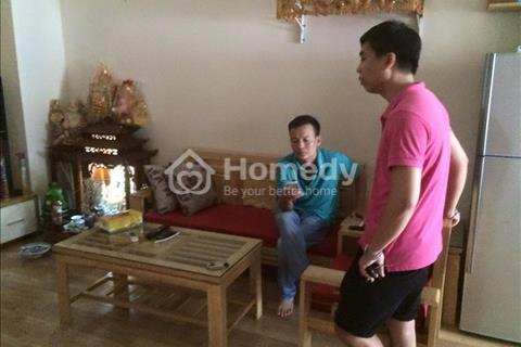 Cho thuê chung cư Việt Hưng đầy đủ nội thất 5 triệu/tháng, 2 phòng ngủ, 1 vệ sinh
