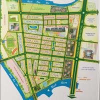 Đất Him Lam đường 12 đối đầu lưng Nguyễn Thị Thập, 10x20m, hướng Bắc, giá 92 triệu/m2