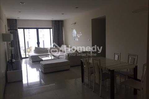 Cho thuê căn hộ ở Hòa Bình Green - 505 Minh Khai gồm có 3 phòng ngủ, đồ cơ bản giá 9 triệu/tháng