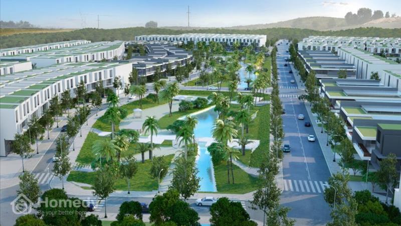 Dự án Khu đô thị Nam Phong Eco Town Long An - ảnh giới thiệu
