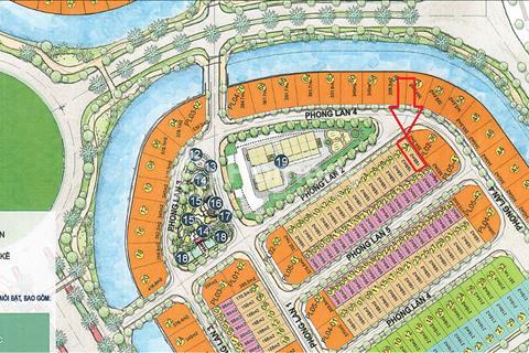 Bán nhà vườn góc 168m2 view vườn hoa, sông tại Vinhomes Riverside 2 nhận nhà ngay ưu đãi siêu khủng