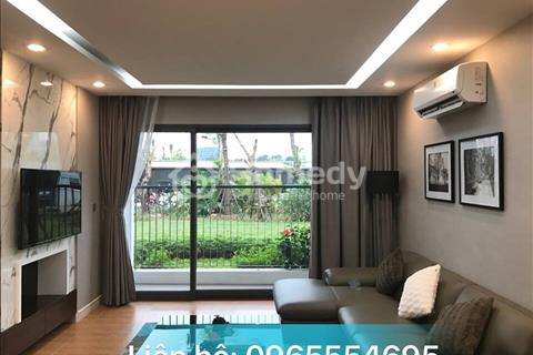 Cần bán căn hộ ở khu đô thị Pháp Vân, diện tích 100m2, đầy đủ nội thất, tiện ích.