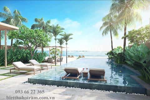 Sở hữu biệt thự biển Hồ Tràm chỉ với 8 tỷ/căn 2 phòng ngủ có hồ bơi riêng, ngay gần Casino Hồ Tràm
