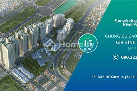 Bán căn hot nhất dự án căn 06 tầng 21 hướng Đông Nam view cầu Đông Trù - liên hệ ngay