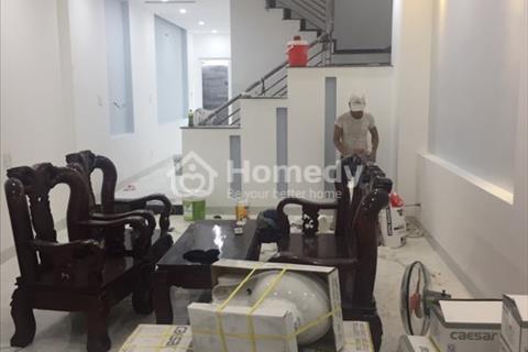 Cho thuê nhà riêng tại Phước Long B, quận 9, 1 trệt 2 lầu, sân thượng, 4 phòng ngủ KDC Nam Long