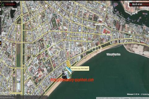 Sở hữu căn hộ khách sạn 5 sao tòa nhà cao nhất bên bờ biển Quy Nhơn chỉ với 1,2 tỷ
